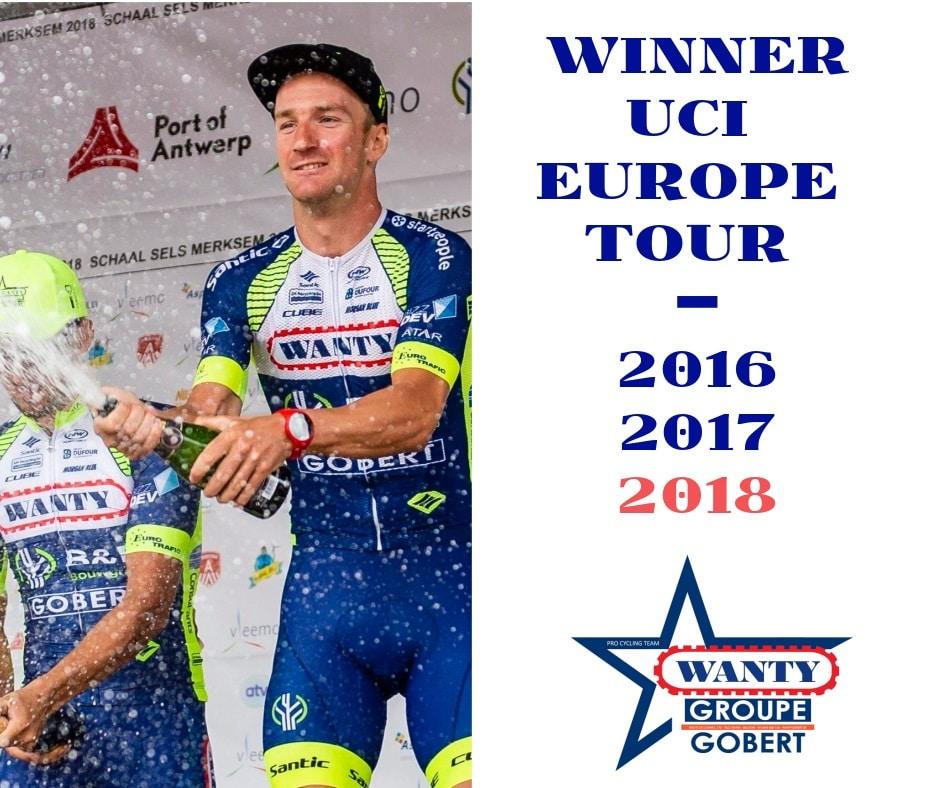 Timothy Dupont a remporté la Belgian Cycling Cup