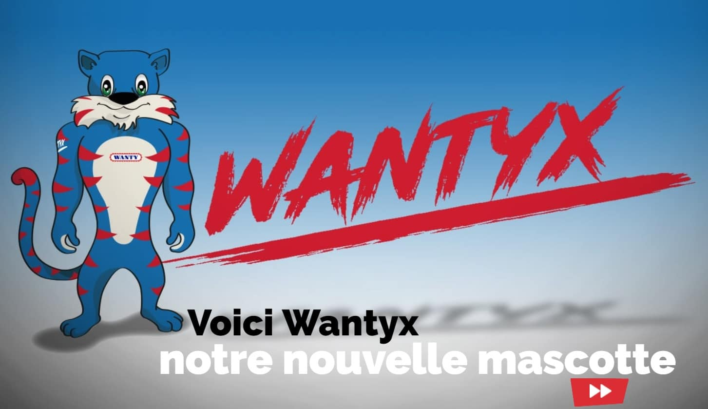 Wantyx - Visuel site internet
