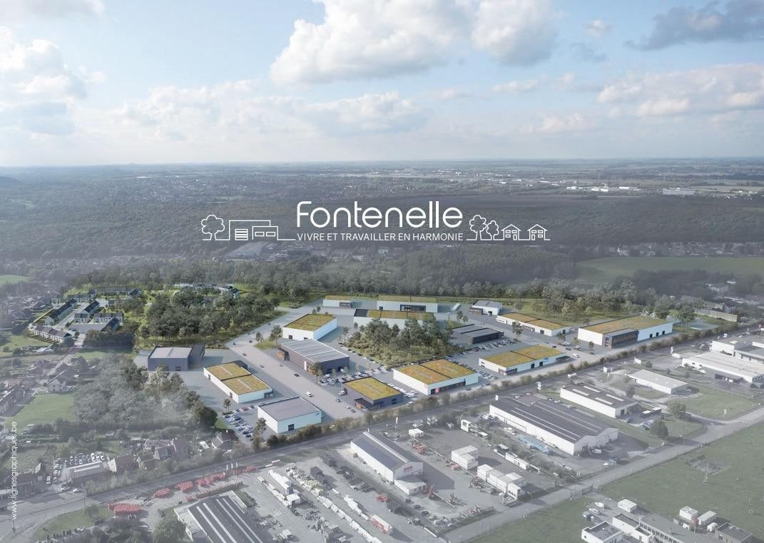 Le projet global pourra accueillir 30 entreprises et 200 logements.