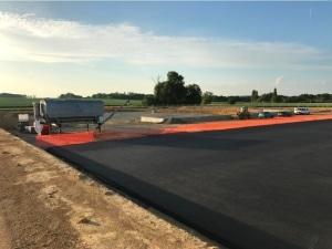Roadmix Agri formulé pour résister aux attaques chimiques lors de la méthanisation