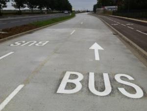 Roadmix L65 pour  voie de Bus à Haut Niveau de Service